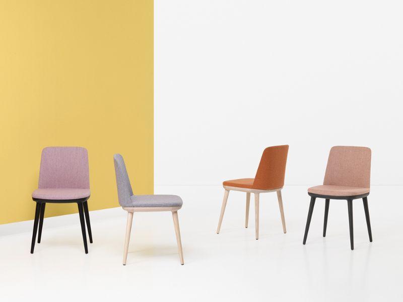 Bureaustoelen, bezoekersstoelen, vergaderstoelen, restaurantstoelen, krukken, banken, soft seating