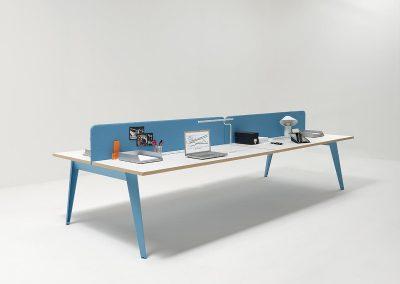 MARTEX PiGreco Bench Blauw